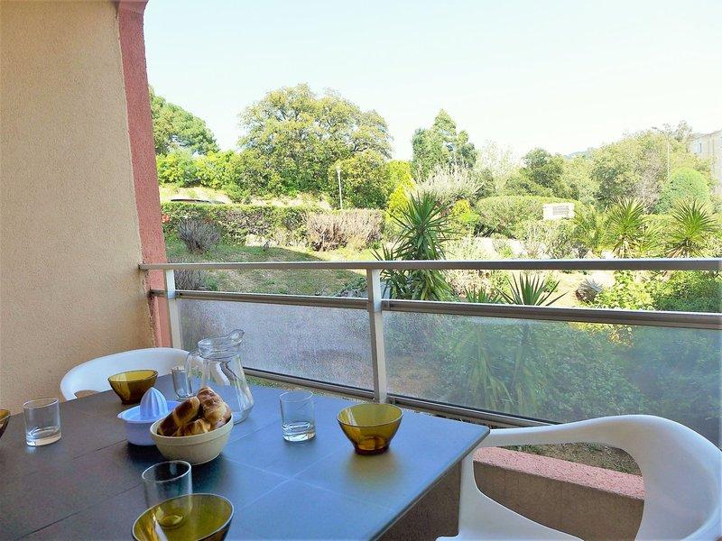 Les Pins Ensoleilles, holiday rental in Sainte-Maxime