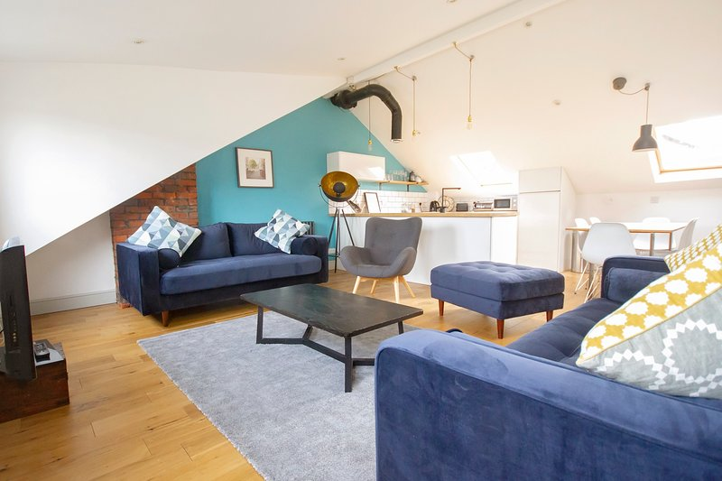 The Loft Winchester, holiday rental in Andover