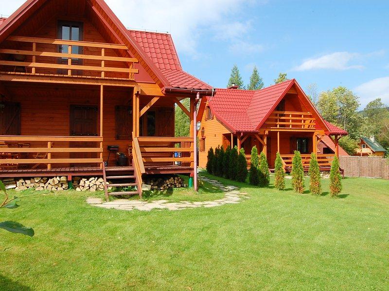 Nad Soliną, location de vacances à Terka