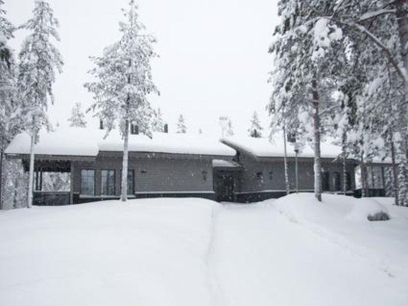 Tunturipöllö 3, holiday rental in Meskusvaara