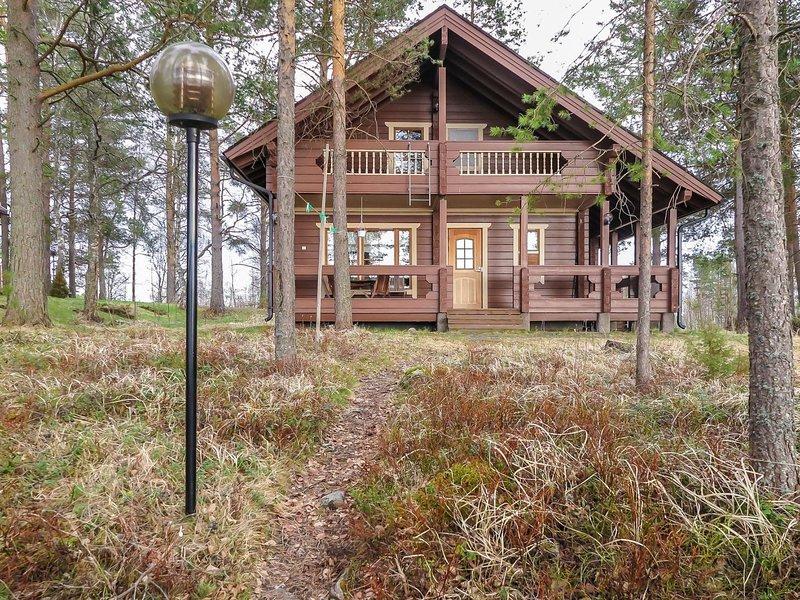 Pikku-hukka, holiday rental in Reisjarvi