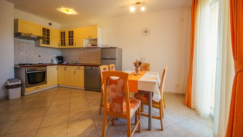 Holiday home 160847 - Holiday apartment 159484, vacation rental in Vrsine