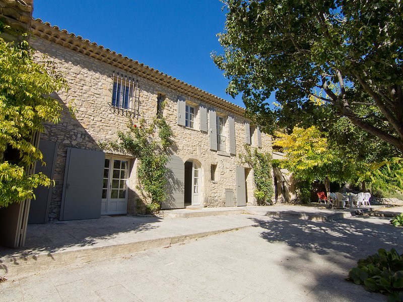 Domaine de Piegros, holiday rental in Grambois