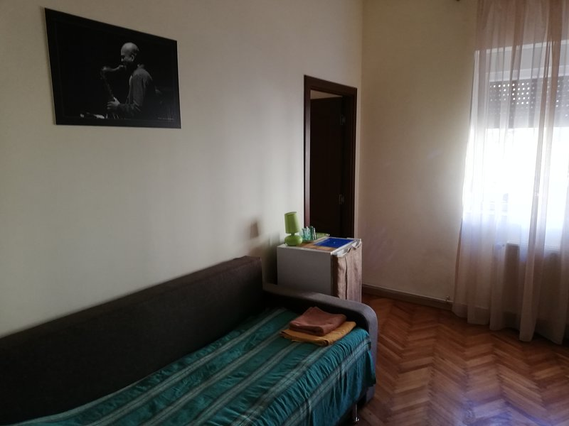 The double room nr. 1