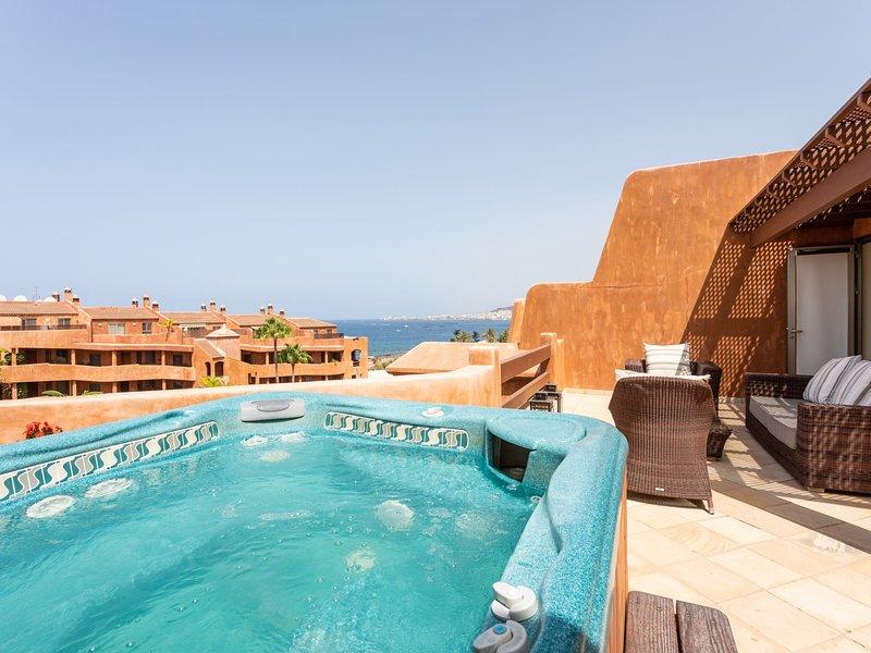 Duplex Bencomo, holiday rental in Palm-Mar