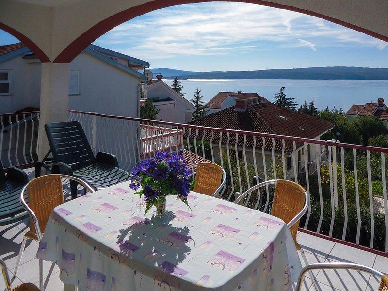 Holiday home 134190 - Holiday apartment 85961, location de vacances à Dramalj