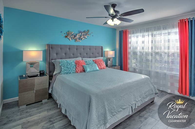 The Avalon Royal Dream; Cozy, Spacious, and Intimate, holiday rental in Clearwater