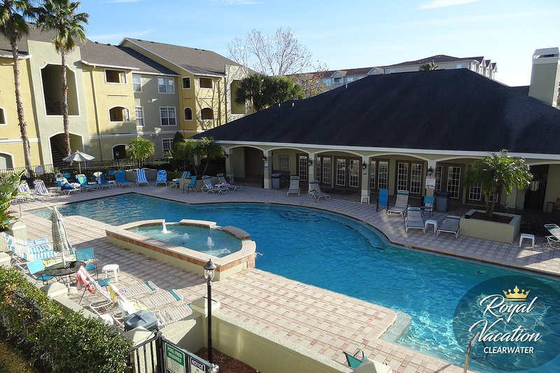 Geothermal system, will maintain the pool temperature at 84Fahrenheit year round