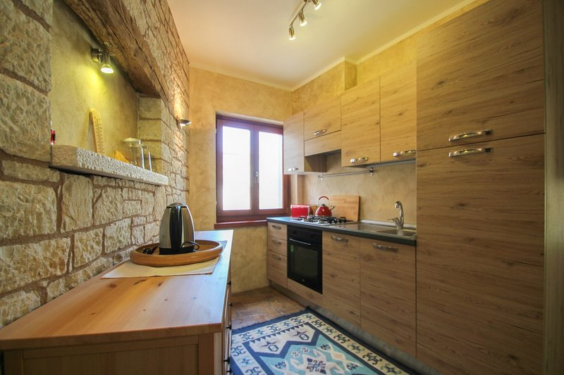 Holiday home 191736 - Holiday apartment 230520, holiday rental in Buzinija