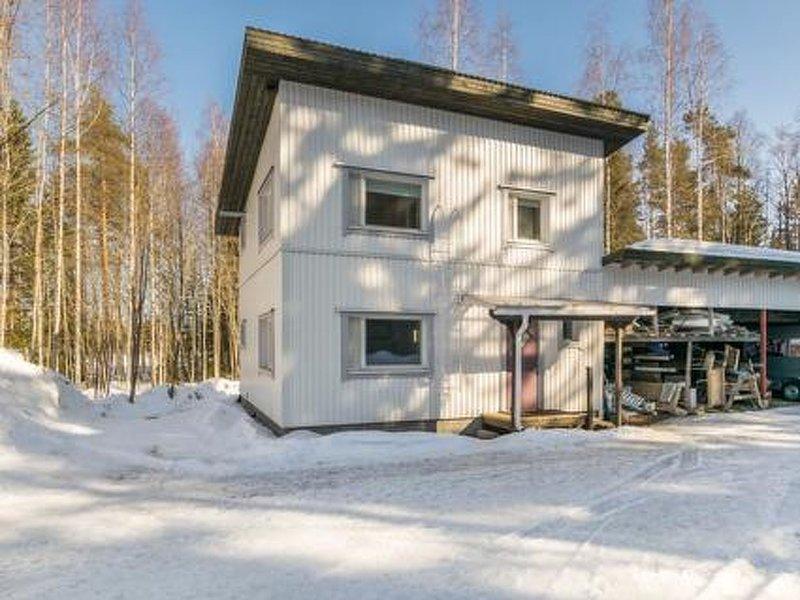Halmesaari, location de vacances à Suonenjoki