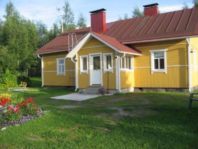 Hankakorpi, holiday rental in Hankasalmi