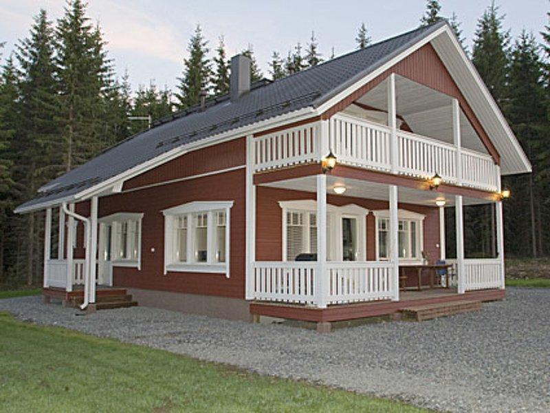 Arhippa, vacation rental in Rautalampi