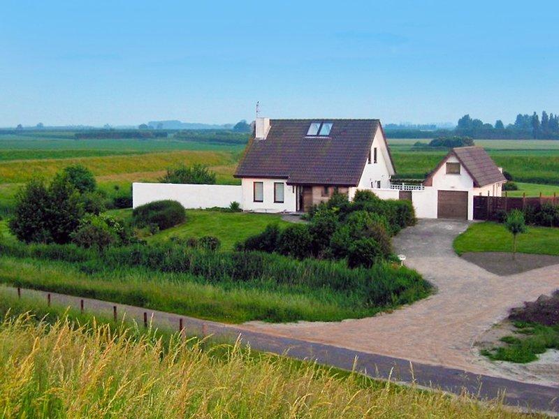 Villa Braeckman, location de vacances à Goes
