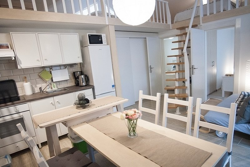 Holiday home 110146 - Holiday apartment 218643, vacation rental in Batomalj