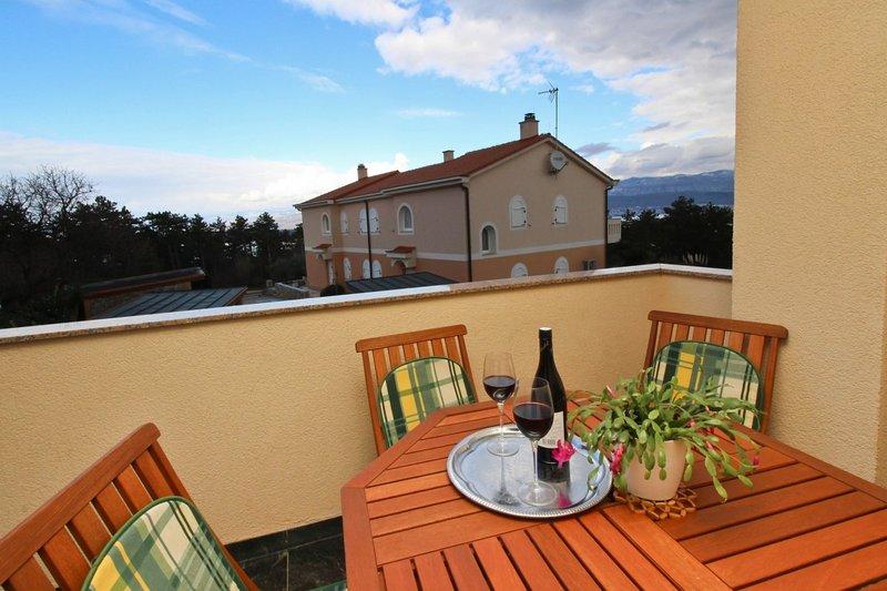 Holiday home 191283 - Holiday apartment 229407, casa vacanza a Soline