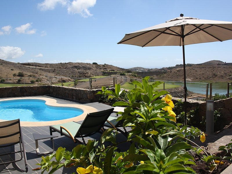 Vista Golf 9, holiday rental in El Salobre