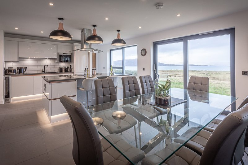 Long View, Waternish, vacation rental in Trumpan