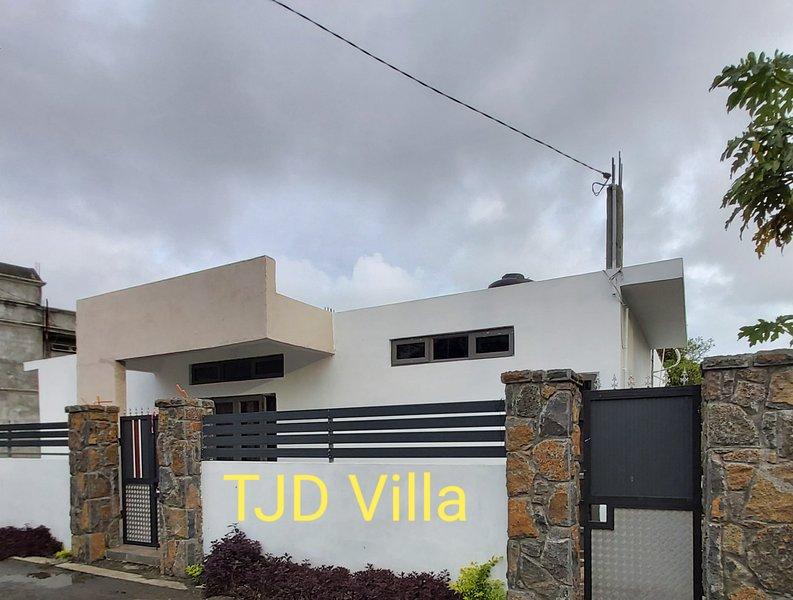 TJD Villa – semesterbostad i Trou d'eau Douce
