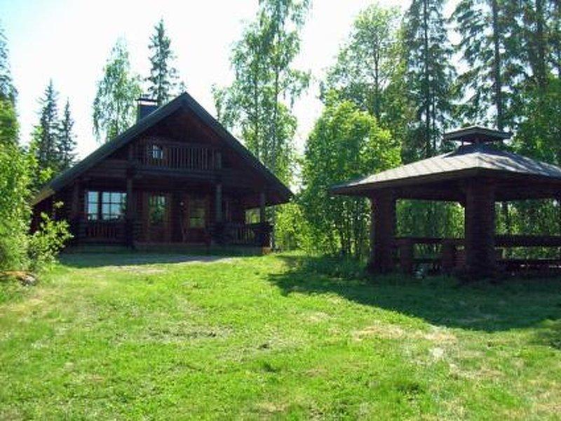 Metsä-pihlaja, aluguéis de temporada em Reisjarvi