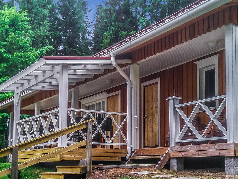 Villa siesta, vacation rental in Luopioinen