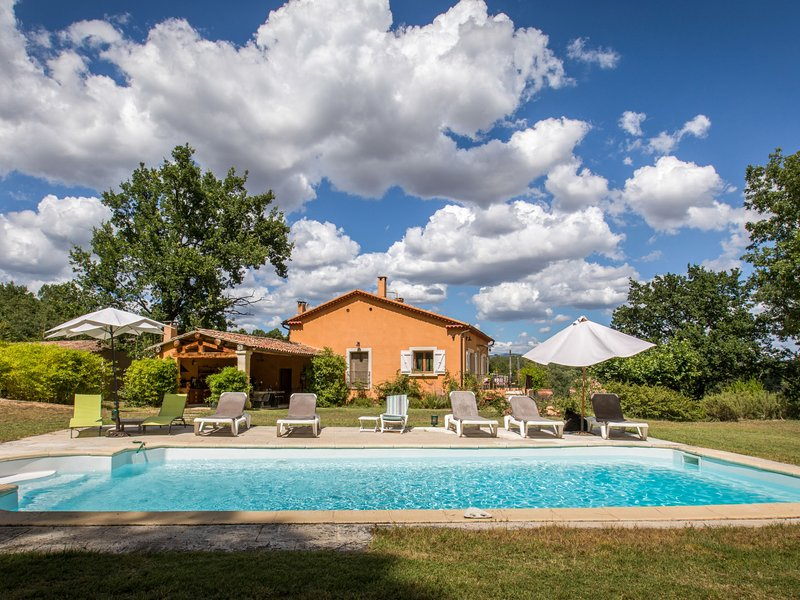 Les Ocres, holiday rental in Roussillon