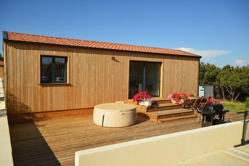Résidence DRACONIS Chalet EHLYAKRAB, location de vacances à La Baume-de-Transit