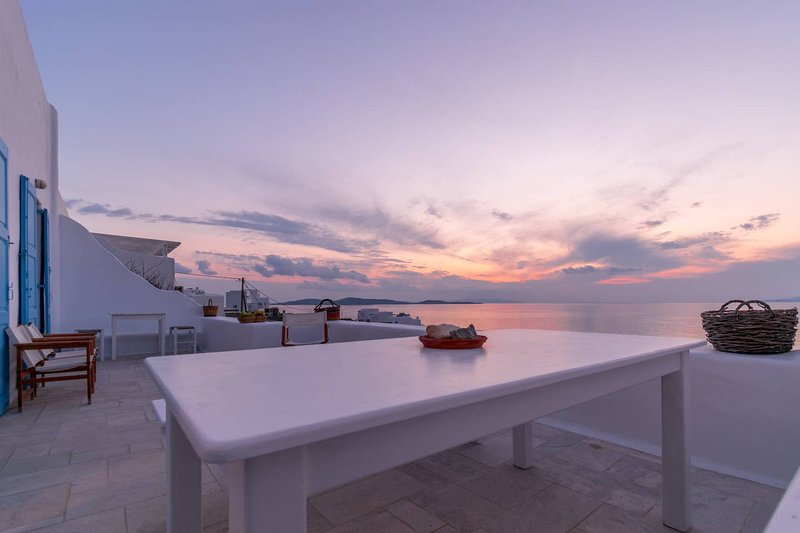 Amazing house with sea view & Wifi, holiday rental in Kanalia