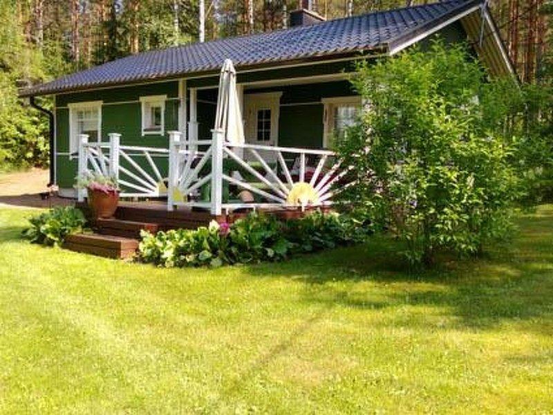 Leppälä, casa vacanza a South Karelia