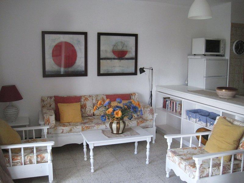 apartamento pueblo de Arrieta 2 dor., holiday rental in Arrieta