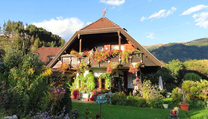 Wohnung Roswitha, holiday rental in Millstatt