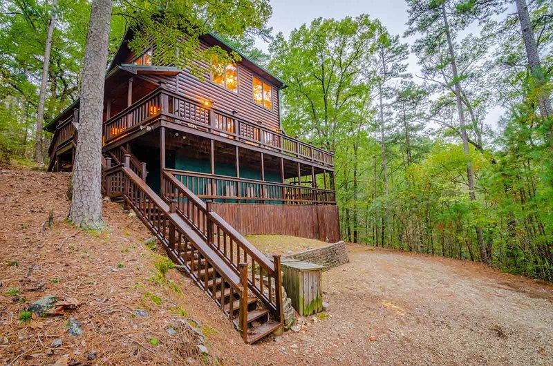 Ridgeview Retreat, holiday rental in Eagletown