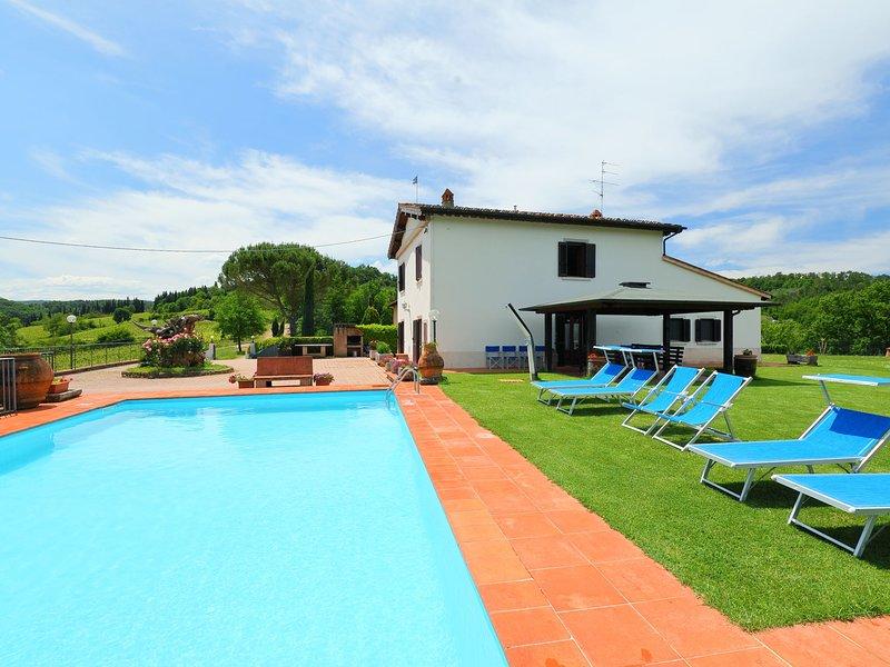 Il Poggetto, holiday rental in Ponte di Gabbiano