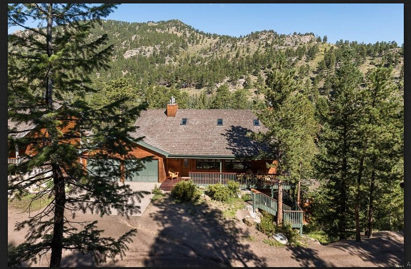 Estes Escape -- EV #6071, vacation rental in Estes Park