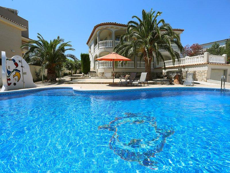 Casa escorpion, location de vacances à L'Ampolla