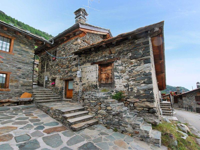 Baita Baulin, holiday rental in Saint Nicolas
