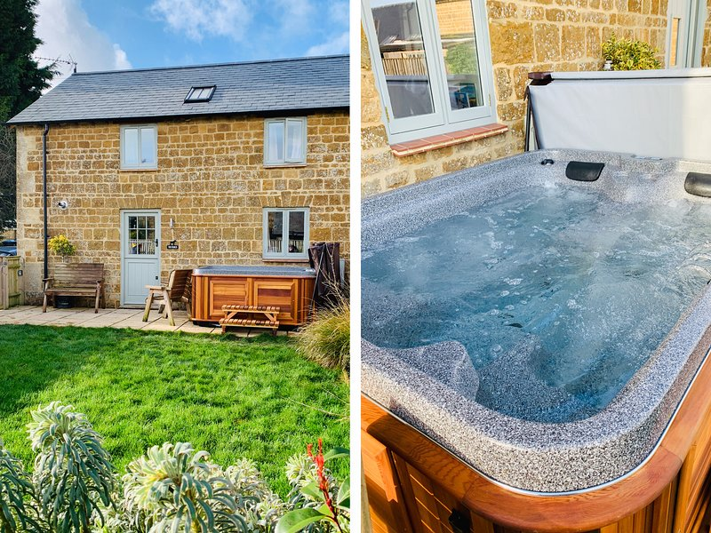 THE STABLES, barn conversion, woodburning stove, pet-friendly, Great Tew, Ref, casa vacanza a Great Tew