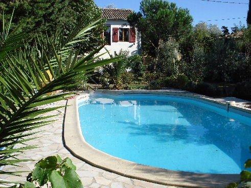 Studio in Landhaus bei Narbonne, holiday rental in Saint-Marcel-sur-Aude
