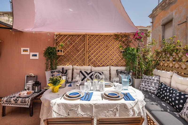 Cagliari Marina House, holiday rental in Isili