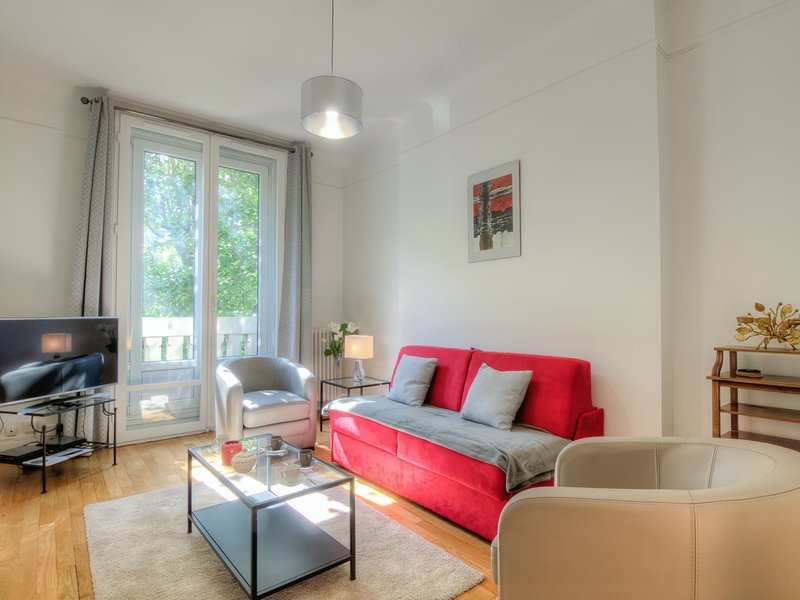 Boulevard Suchet, holiday rental in Boulogne-Billancourt