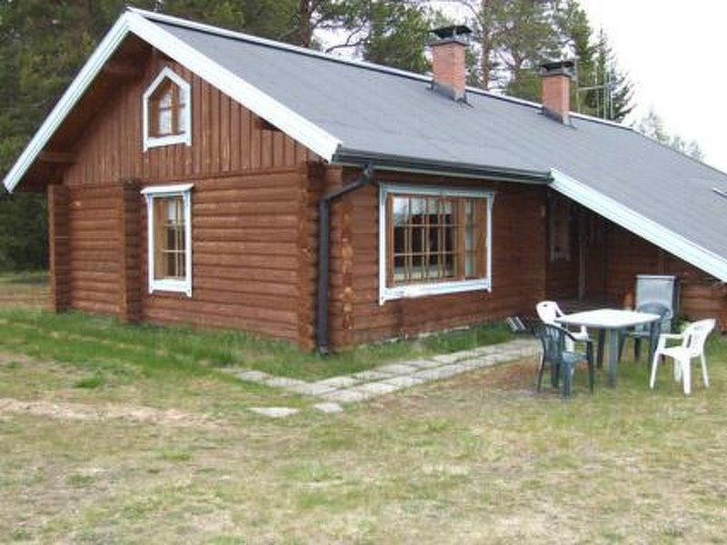 Ruka-kitkan lomamajat/kuukkeli, holiday rental in Vallioniemi