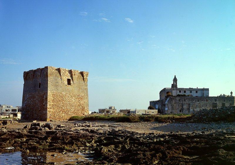 Saracen tower