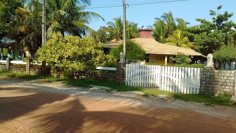 Casa de Temporada - Praia do Saco, holiday rental in State of Sergipe