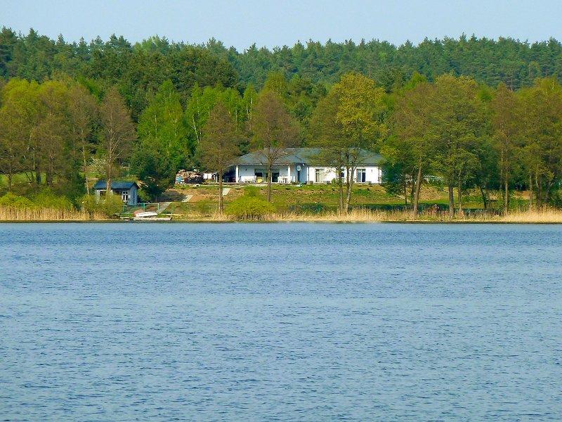 Głęboczek 21, location de vacances à Drawsko Pomorskie