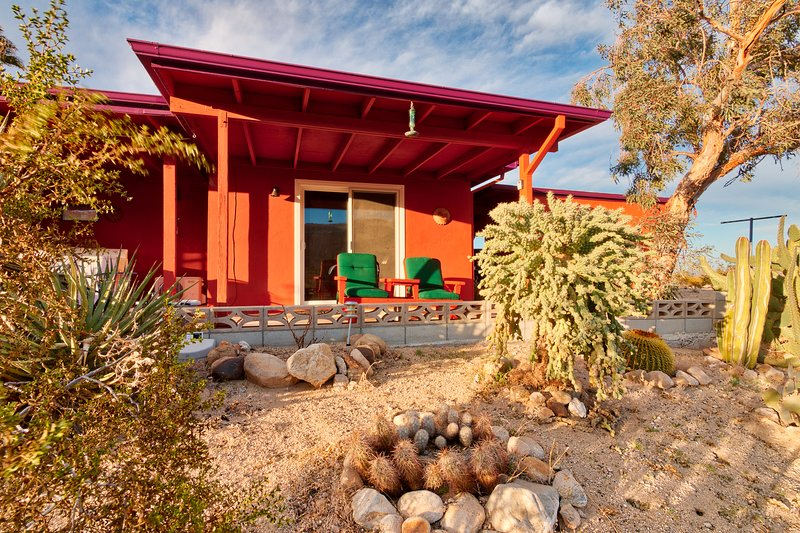 Chuck's Cabin, holiday rental in Twentynine Palms