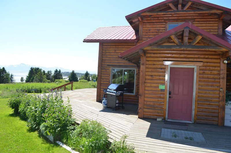 Glacier Haus, location de vacances à Fritz Creek