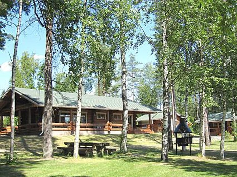 Kivitasku, holiday rental in Jamijarvi