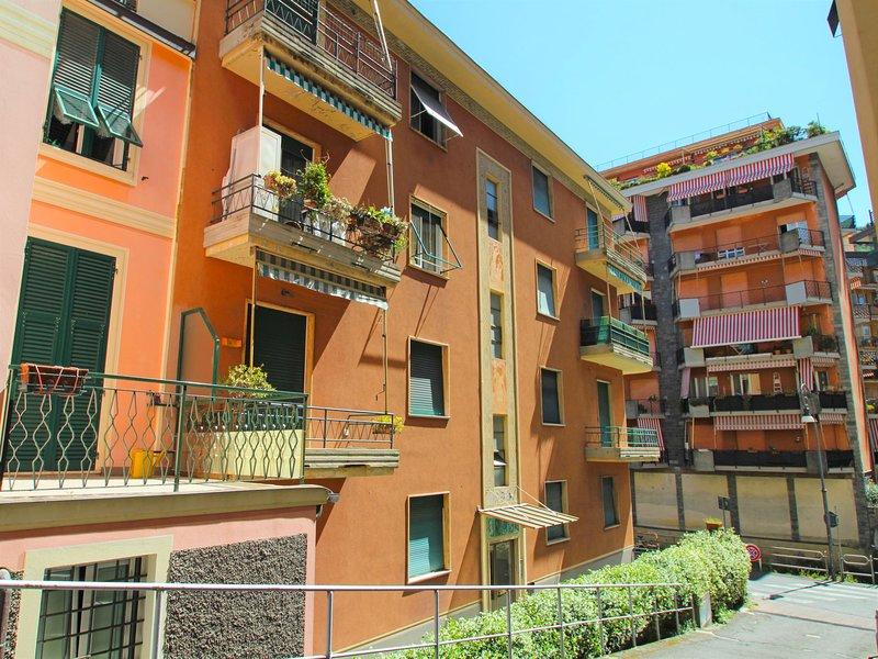 Cristina, holiday rental in Coreglia Ligure