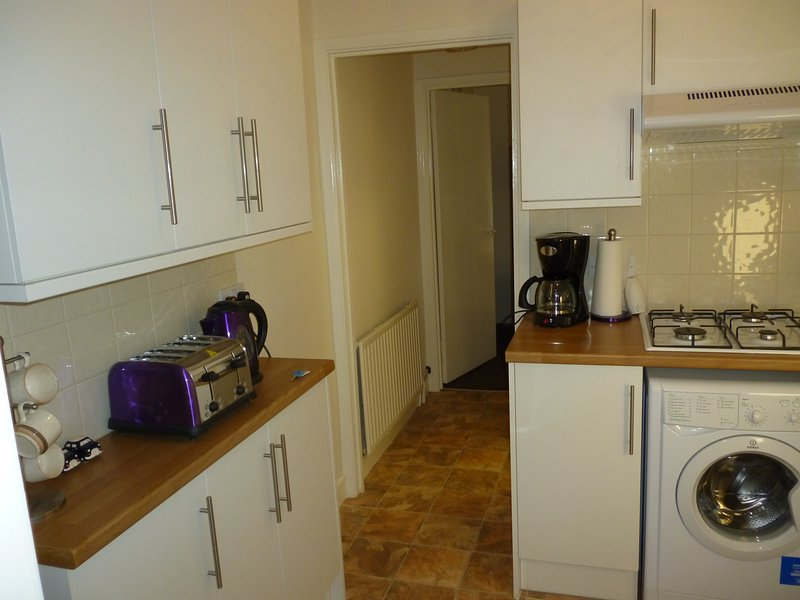 Ground Floor 2 Bedroom Apartment, casa vacanza a Chingford