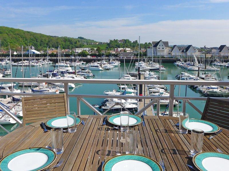 Le Manoir, holiday rental in Dives-sur-Mer