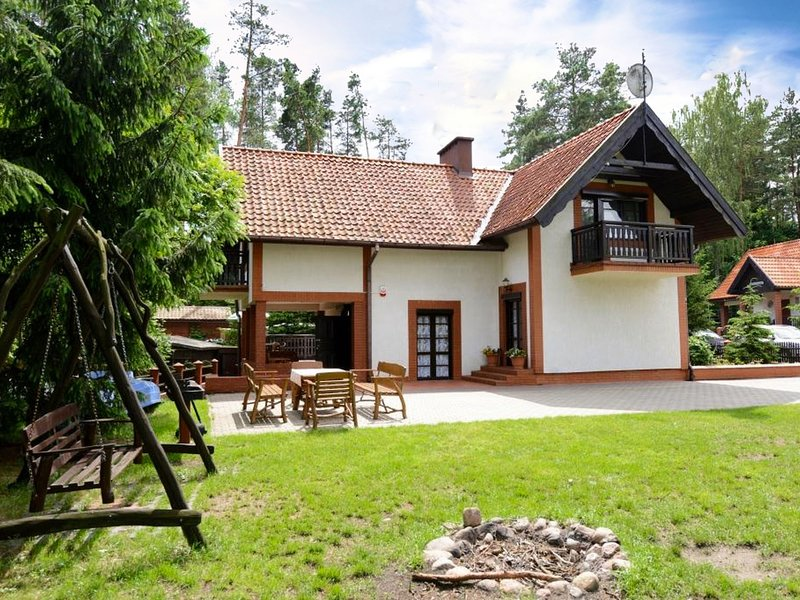 Mielno 1, vacation rental in Pacoltowo
